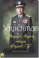 Sayidiman Mengabdi Negara Sebagai Prajurit TNI